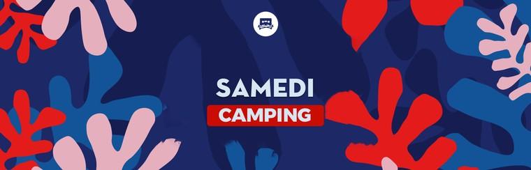 Billet Samedi - Camping