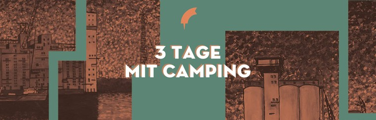 3 Day Ticket with Camping