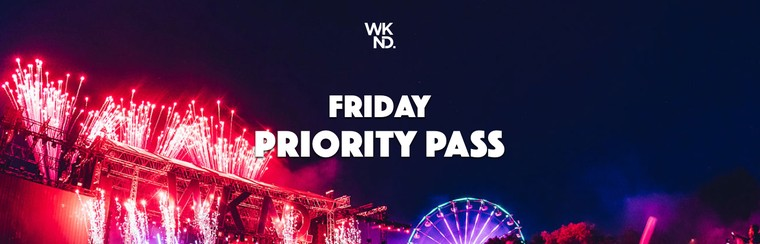 Friday Priority Pass