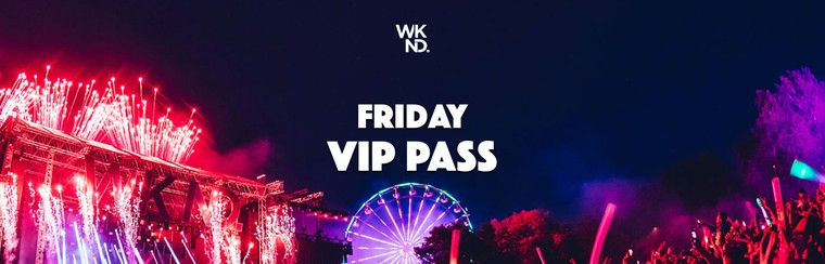 Friday VIP Pass