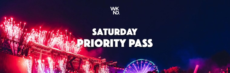 Saturday Priority Pass