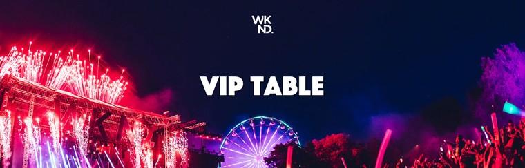 VIP-Tisch