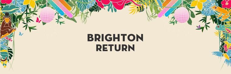 Brighton Return Coach