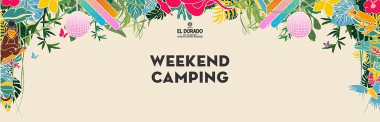 Weekend Camping Ticket