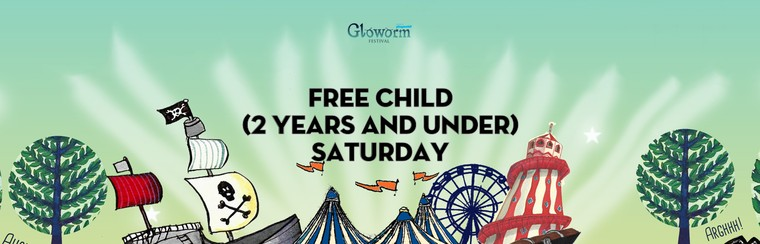 Free Child (2 years and under) Saturday Ticket