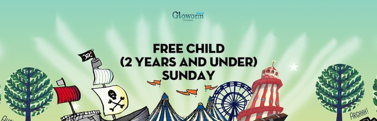 Free Child (2 years and under) Sunday Ticket