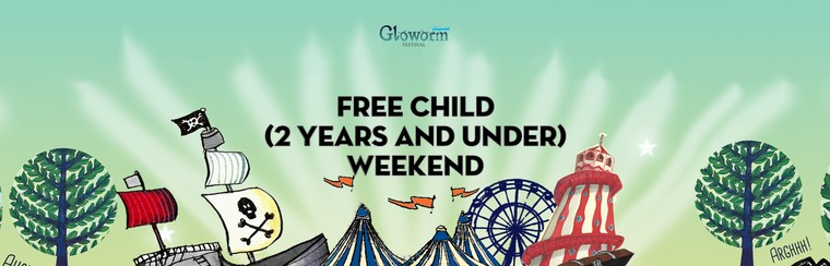 Free Child (2 years and under) Weekend Ticket