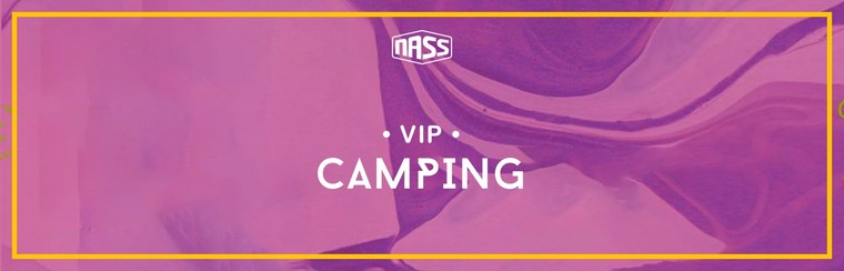 VIP Camping Ticket