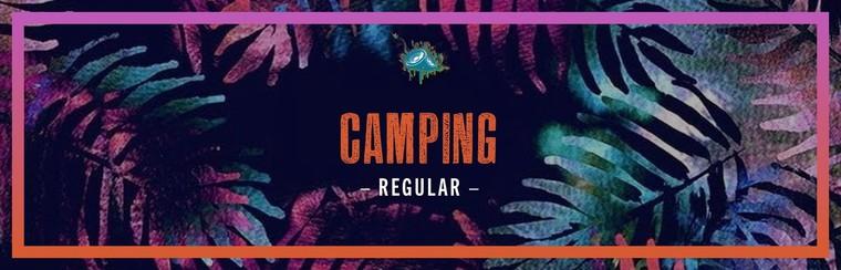Regular Camping Ticket