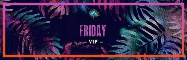 Biglietto Venerdì VIP