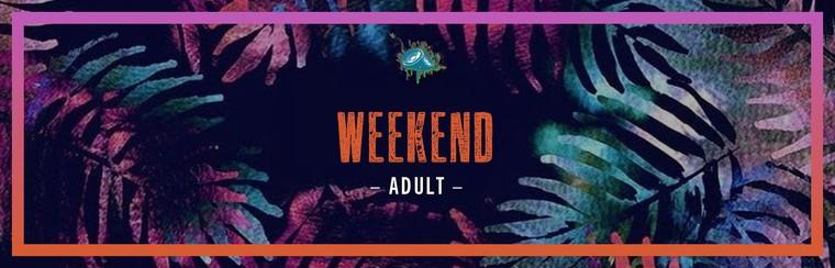Adult (18+) Weekend Ticket