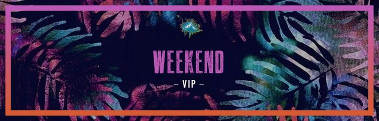 VIP Weekend Ticket