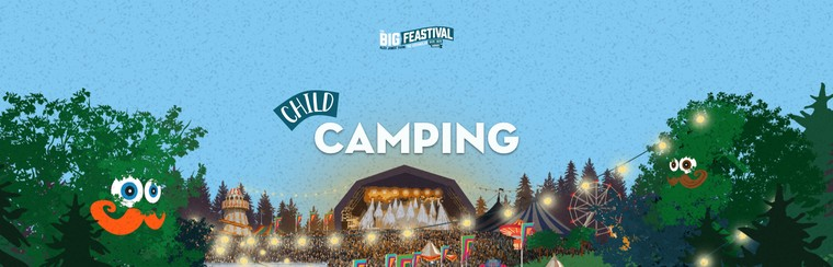 Child Camping Ticket
