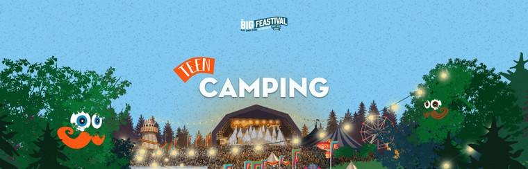 Teen Camping Ticket