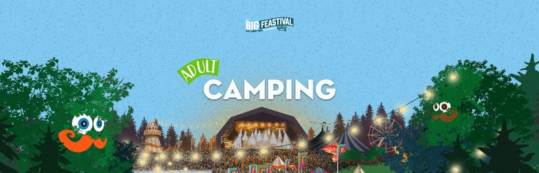 Adult Camping Ticket
