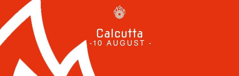10th August Ticket - Calcutta