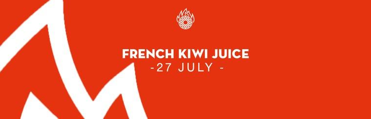 27 July Ticket - FKJ