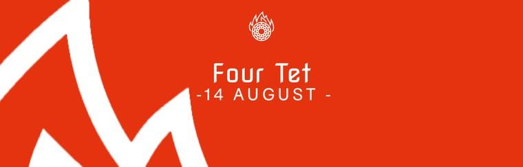 14 Agosto - Four Tet