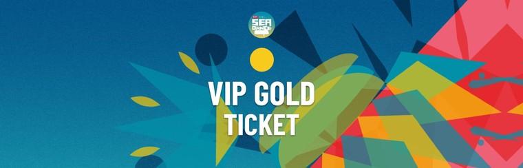 VIP Gold Ticket