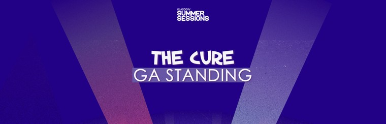 THE CURE | GA STANDING