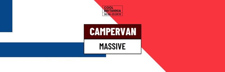 Massive Campervan Ticket