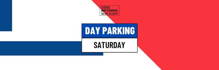 Day Parking Ticket - Saturday