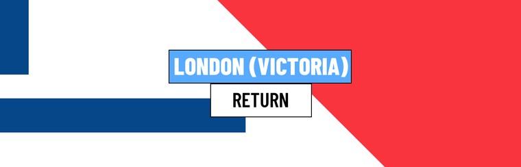 London (Victoria) Return Coach