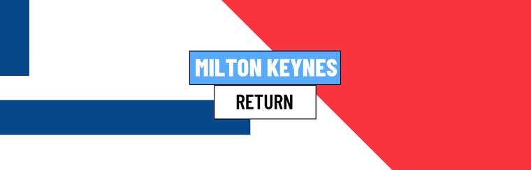 Milton Keynes Return Coach