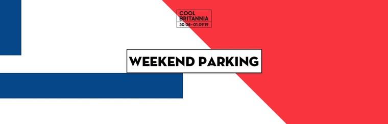 Weekend Parking Ticket