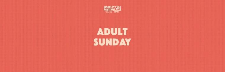 Adult Sunday Ticket