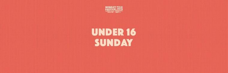 Under 16 Sunday Ticket