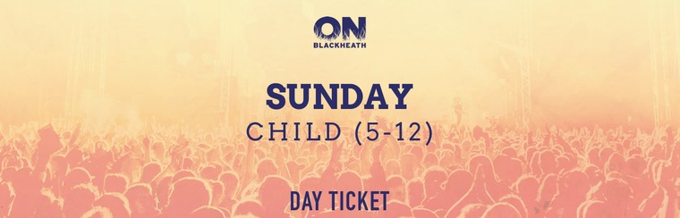 Child (5-12) Sunday Day Ticket