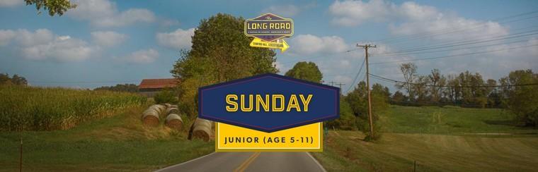 Sunday Junior Ticket (Age 5-11)