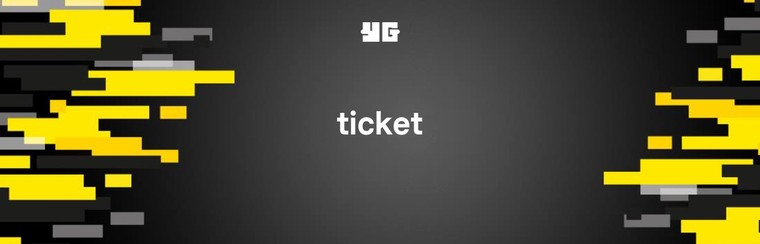 Young Gunz Muzic - Ticket