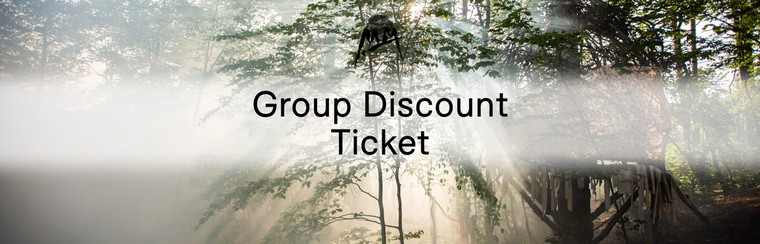 Group Discount Ticket