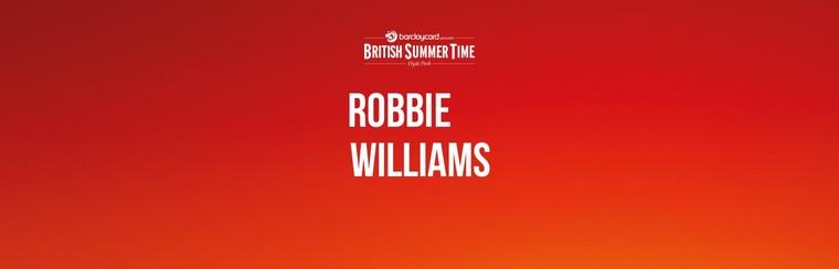 Robbie Williams - GA Ticket | 14th July