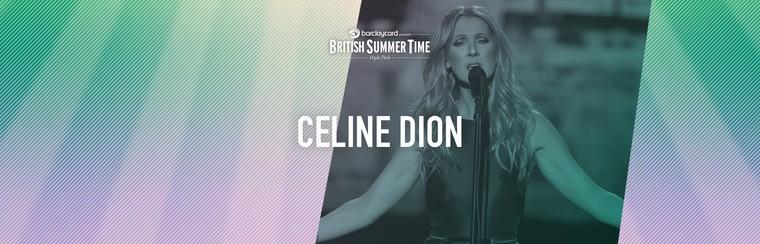 Celine Dion - Standard-Ticket | 5. Juli