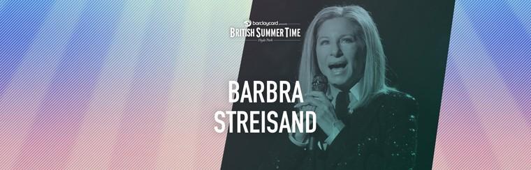 Barbra Streisand - Standard-Ticket | 7. Juli