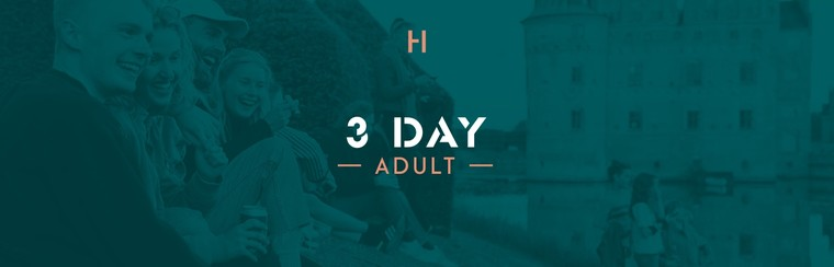 3-Day Ticket | Adult