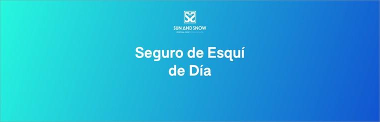 Day Ski Insurance - Mandatory for Non-Spanish Citizens
