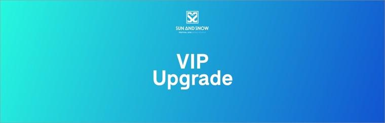 VIP Upgrade Full Ticket