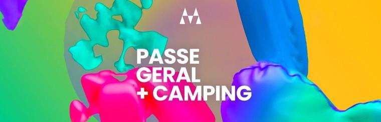 Passe Geral + Campismo