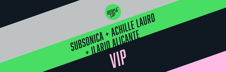 VIP Ticket | Subsonica + Achille Lauro + Ilario Alicante - 6 September