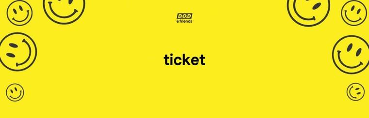 D.O.D & Friends - Ticket