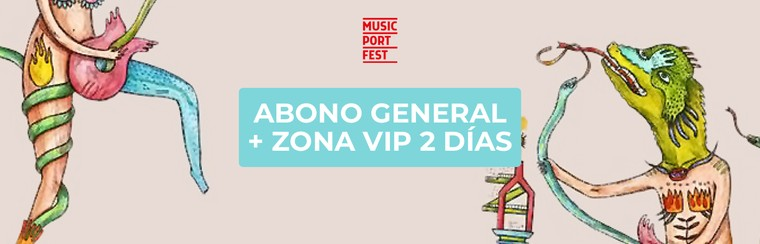 2 Days VIP Pass