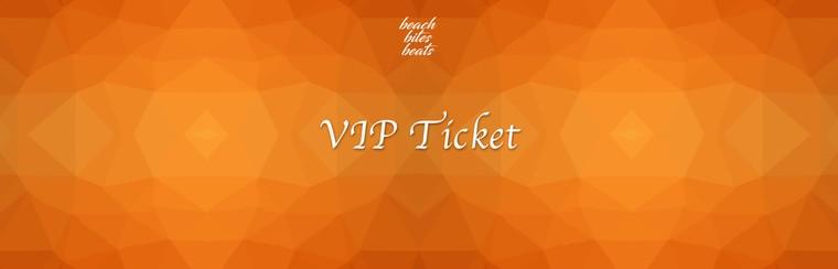 VIP Festival Ticket