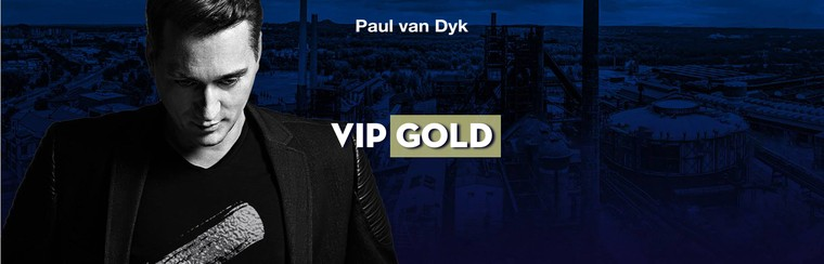 Bilhete VIP Gold