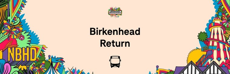 Birkenhead Return Coach