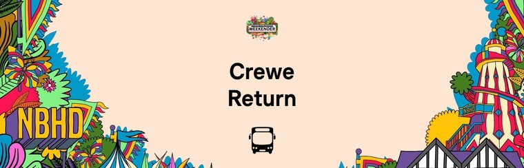 Crewe Return Coach