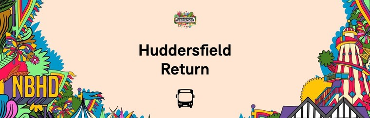Huddersfield Return Coach